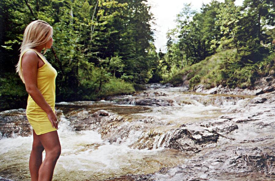 Katja am Wildbach (5)