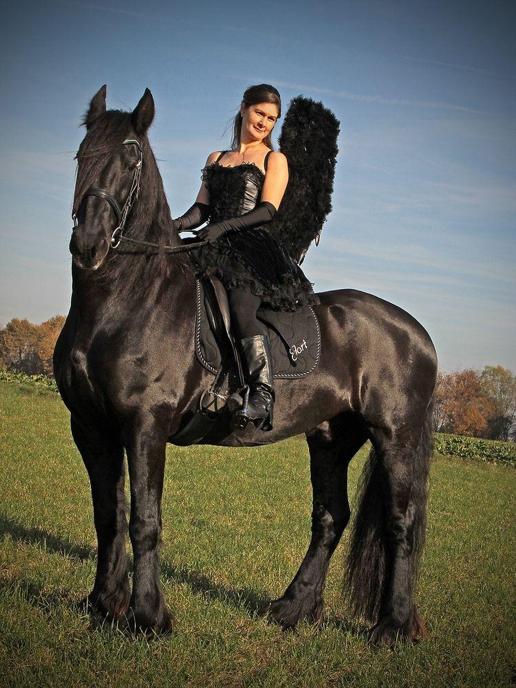 Katja, der schwarze Engel...