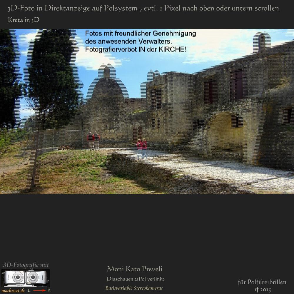 Kato Preveli in 3D - Diaschauen verlinkt