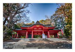 KATORI Shrine (Chiba pref)