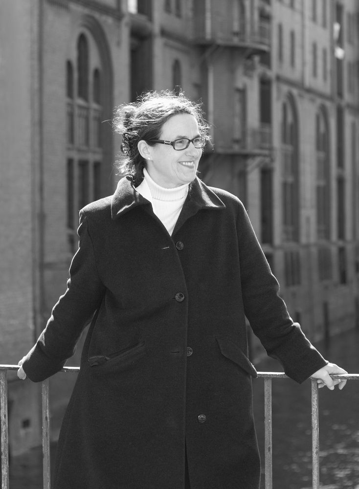 Katrin Achinger - Speicherstadt
