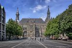 Katschof zu Aachen ....