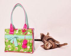 Katzen würden Taschen kaufen III.