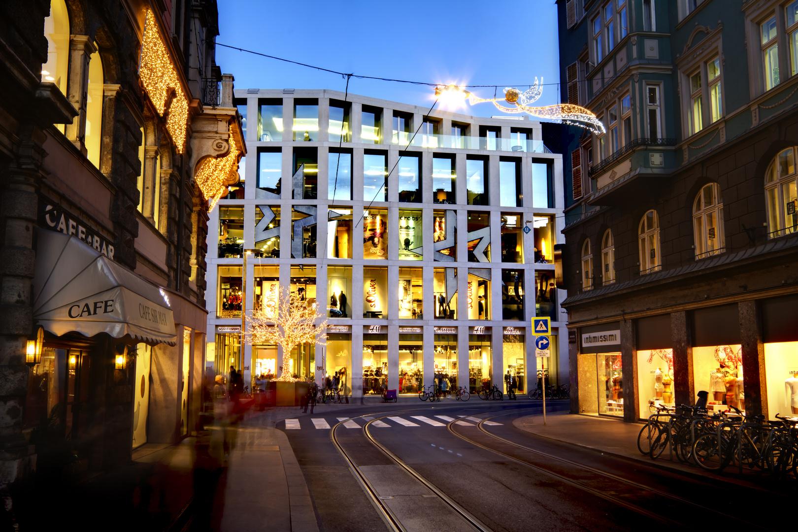 Kaufhaus Tyrol Innsbruck