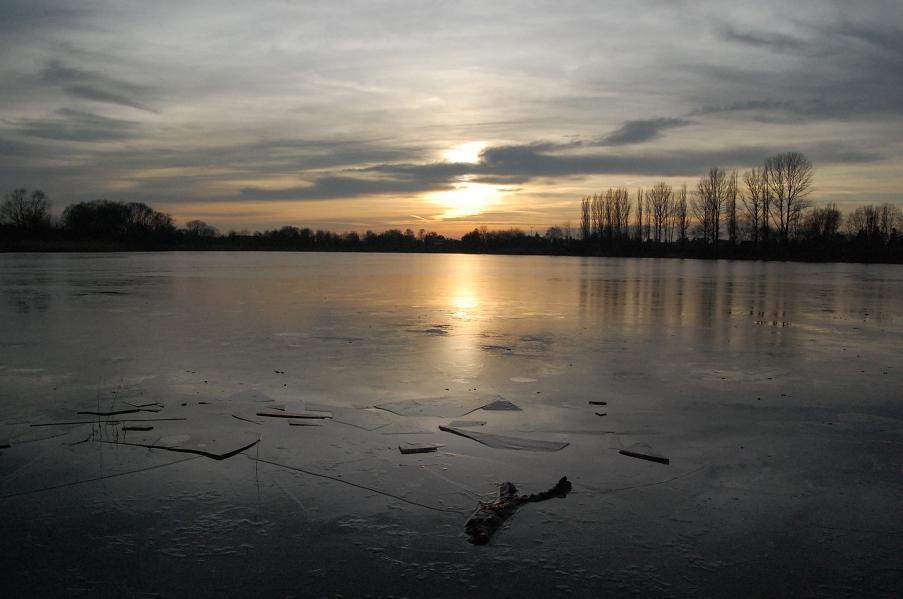 Kaulsdorfer im Winter