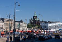 Kauppatori - Der Marktplatz