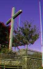 Kauppenkreuz (Ein S3D Bild)