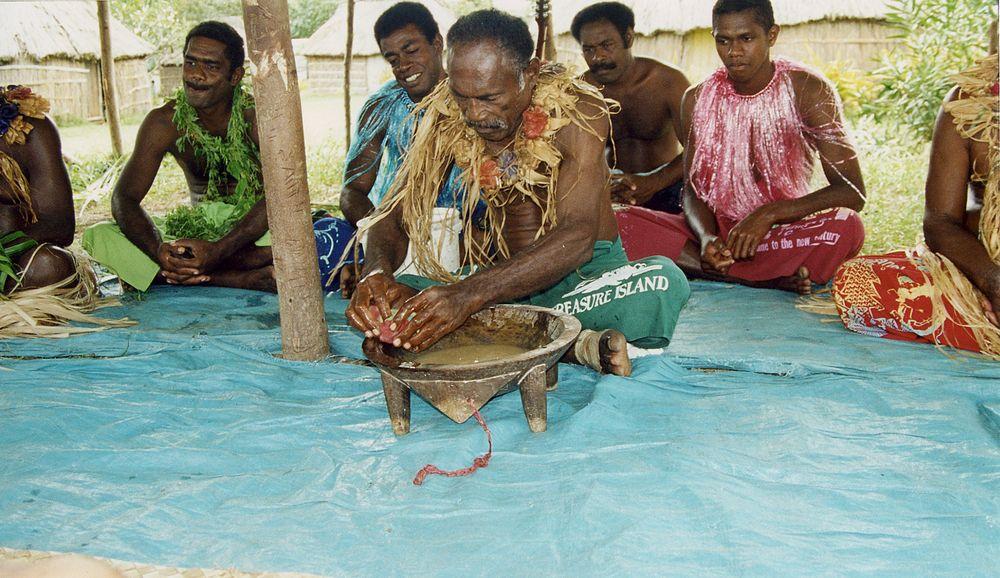Kavazeromonie Fiji