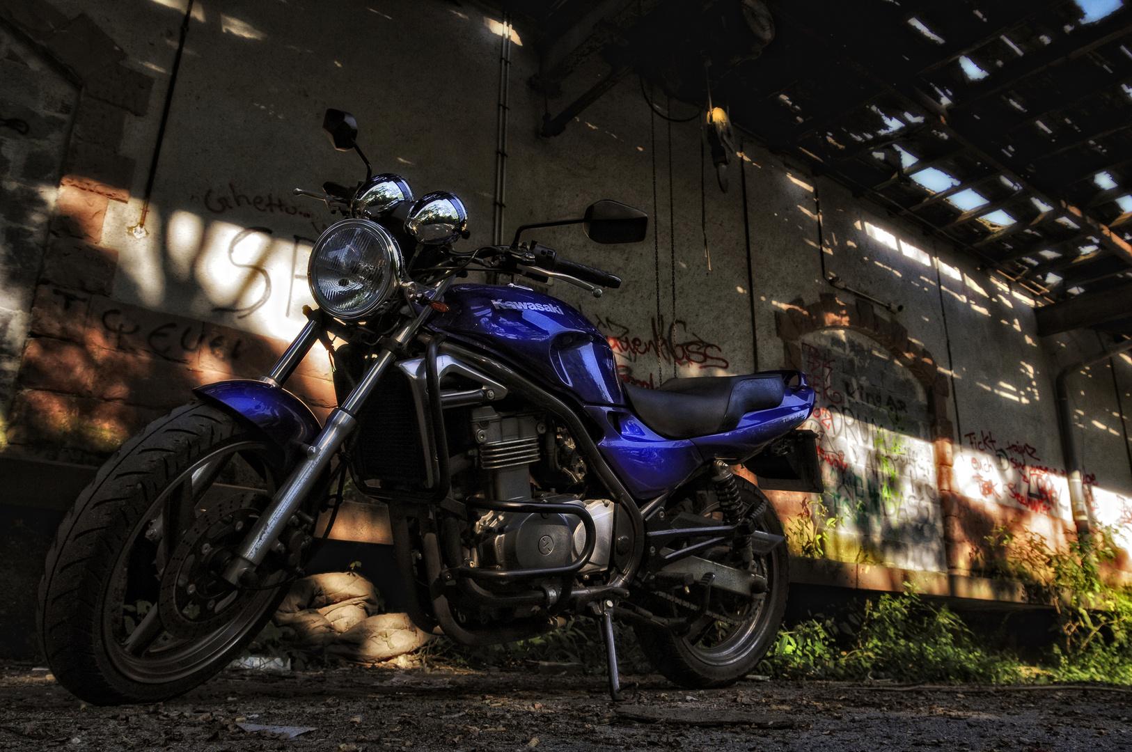 Kawasaki Twister