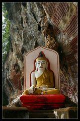 ... Kawgon Cave (1), Hpa An, Myanmar ...