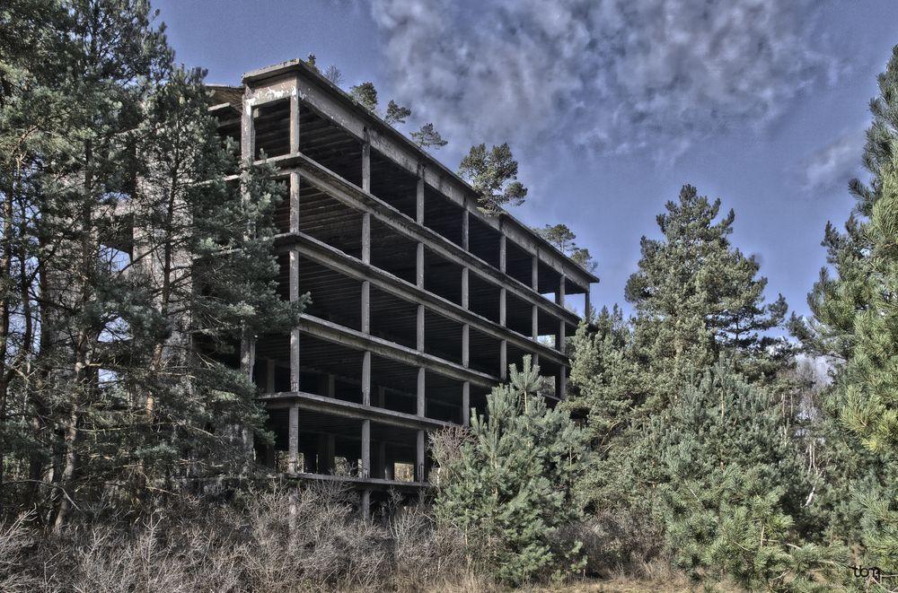 KdF-Ruine Prora