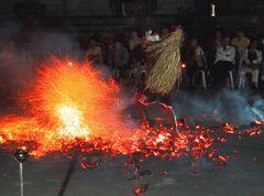 Kecak- Feuertanz