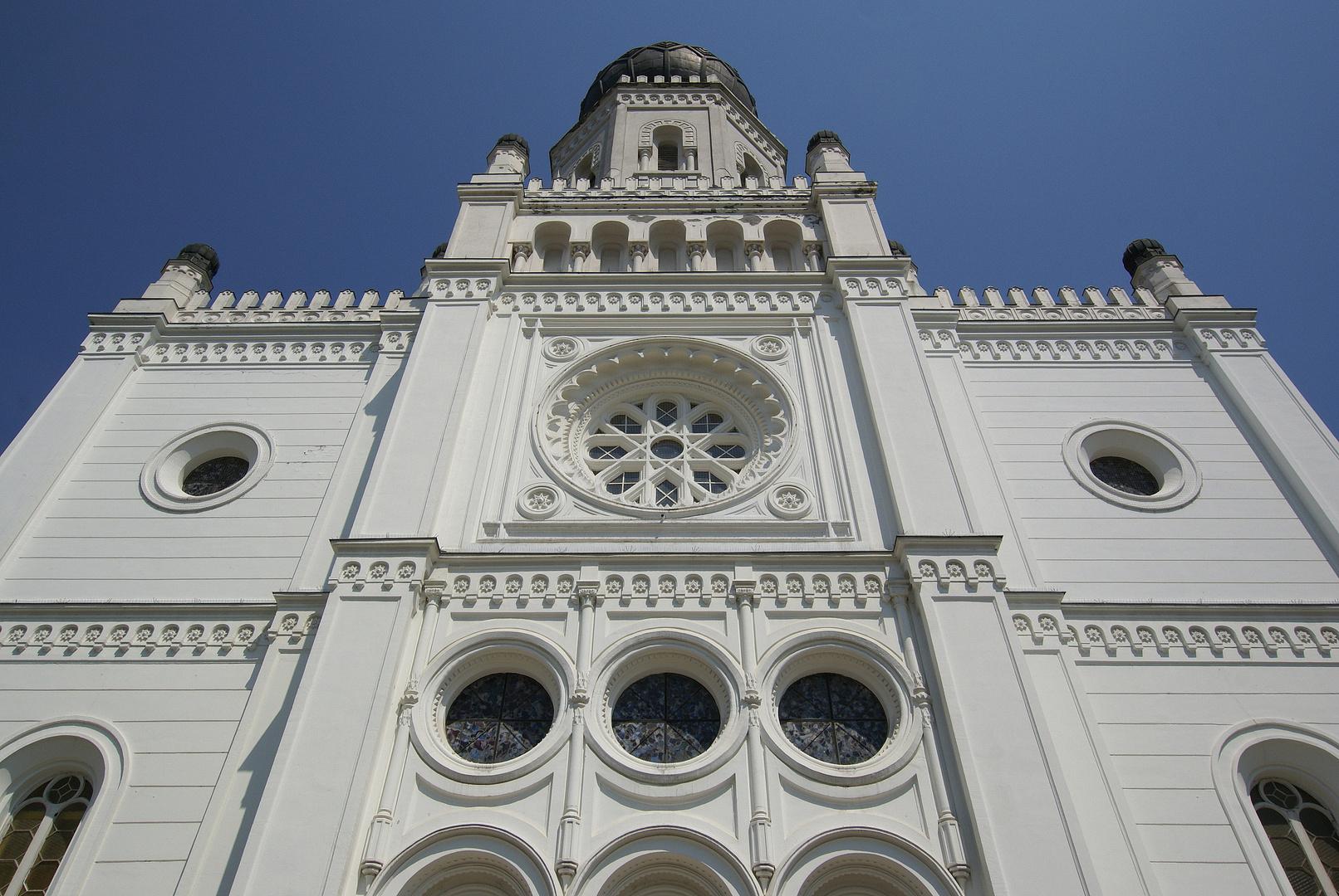 Kecskemét - Synagoge