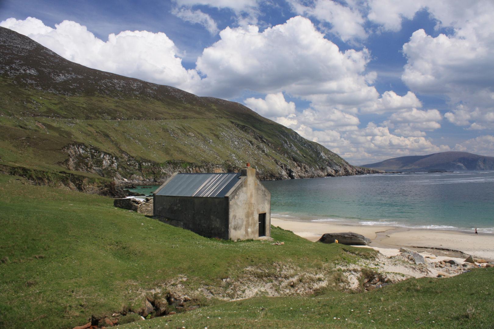 Keen Strand Achill Island