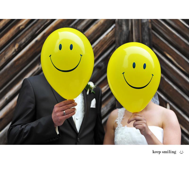 keep smiling... :-)
