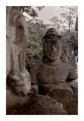 Keeper from Angkor Wat