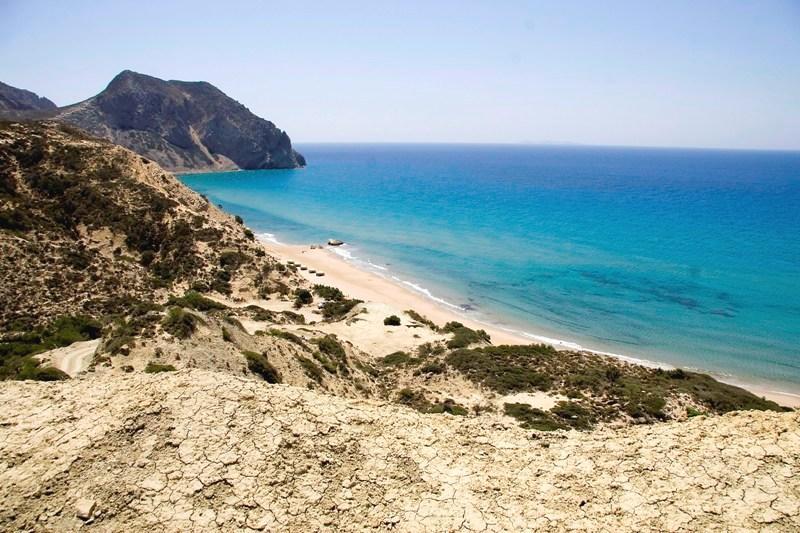 kefalos,cavo paradiso beach(fkk beach)