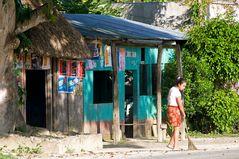Kehrwoche in Guatemala