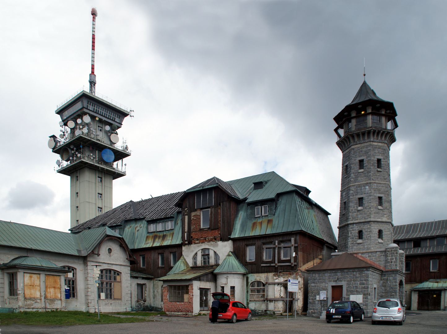 Keilberg – Klínovec