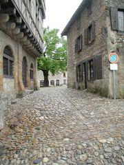 kein Parkplatzangebot im Mittelalter....
