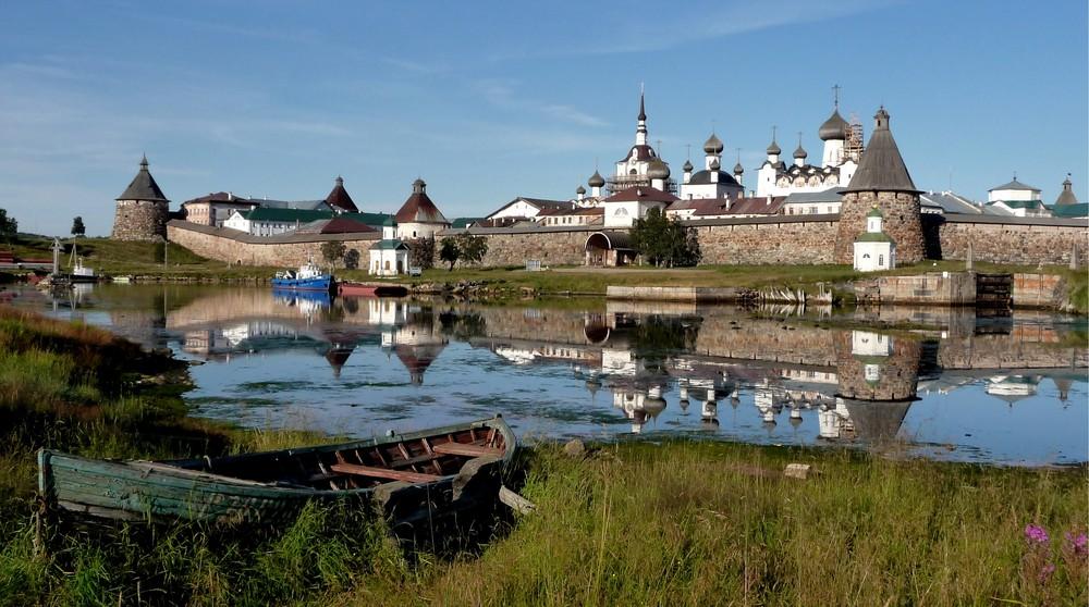 (K)ein russisches Märchenschloss