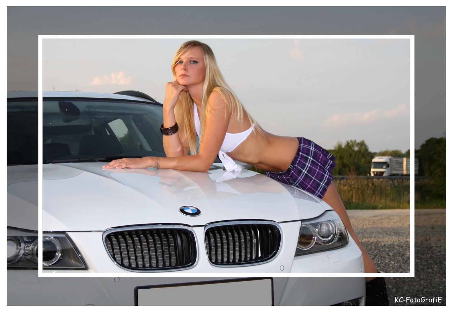 Kein Serienfahrzeug - Ein Frauenversteher!!! :-)