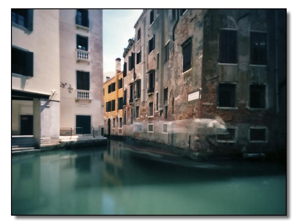 kein Tempolimit für Gondoliere in Venedig