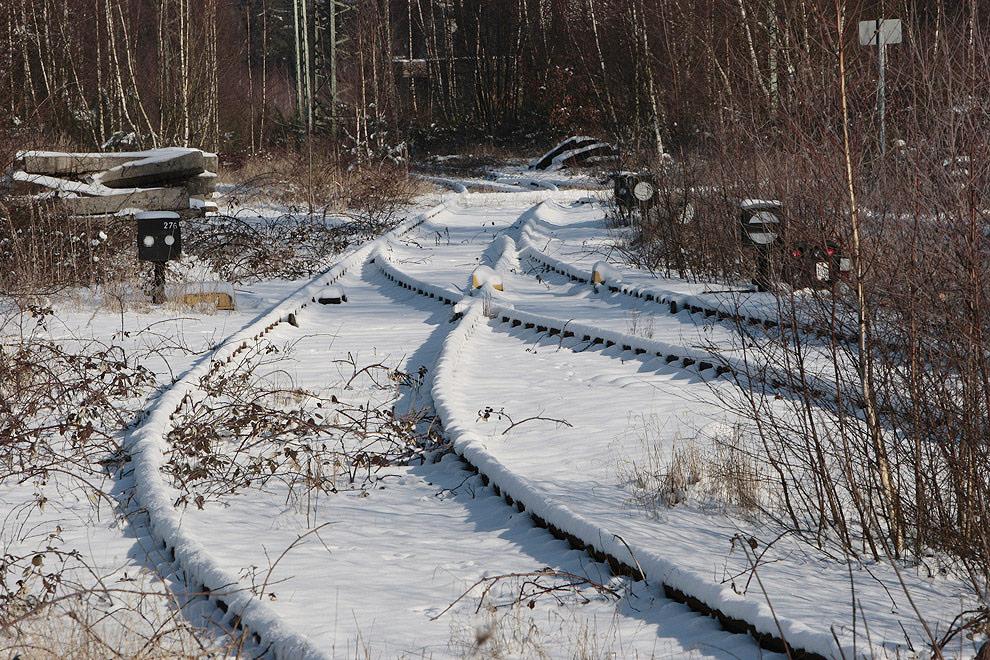 Kein Zug aus Nirgendwo ...