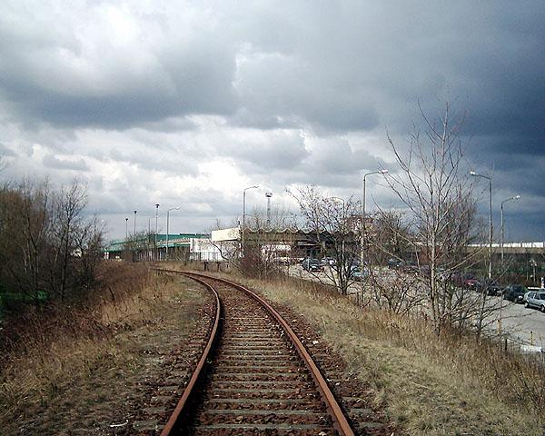 Kein Zug mehr