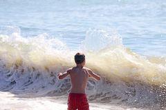 keine Angst vor hohen Wellen