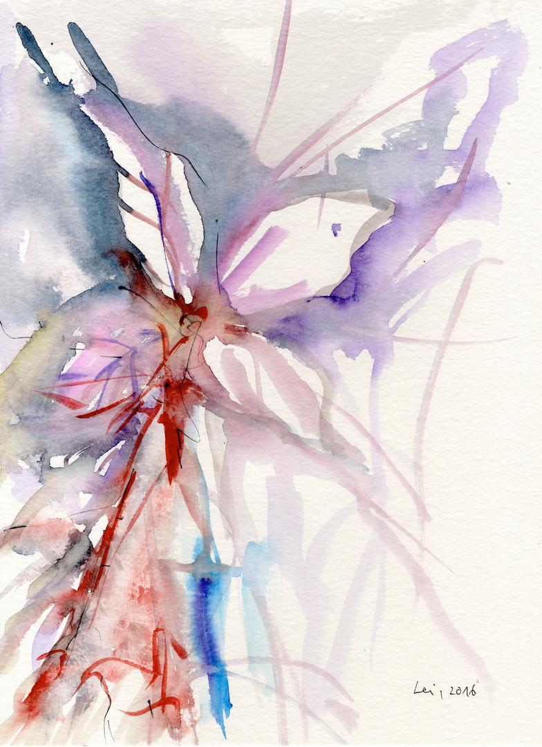(k)eine Orchidee