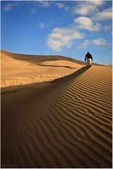 Keine Spuren im Sand...