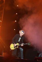 Keith Richards in Kopenhagen
