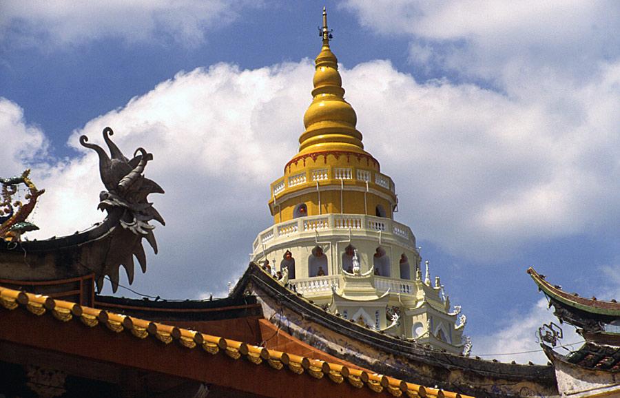 KekLokSi-Tempel in Penang