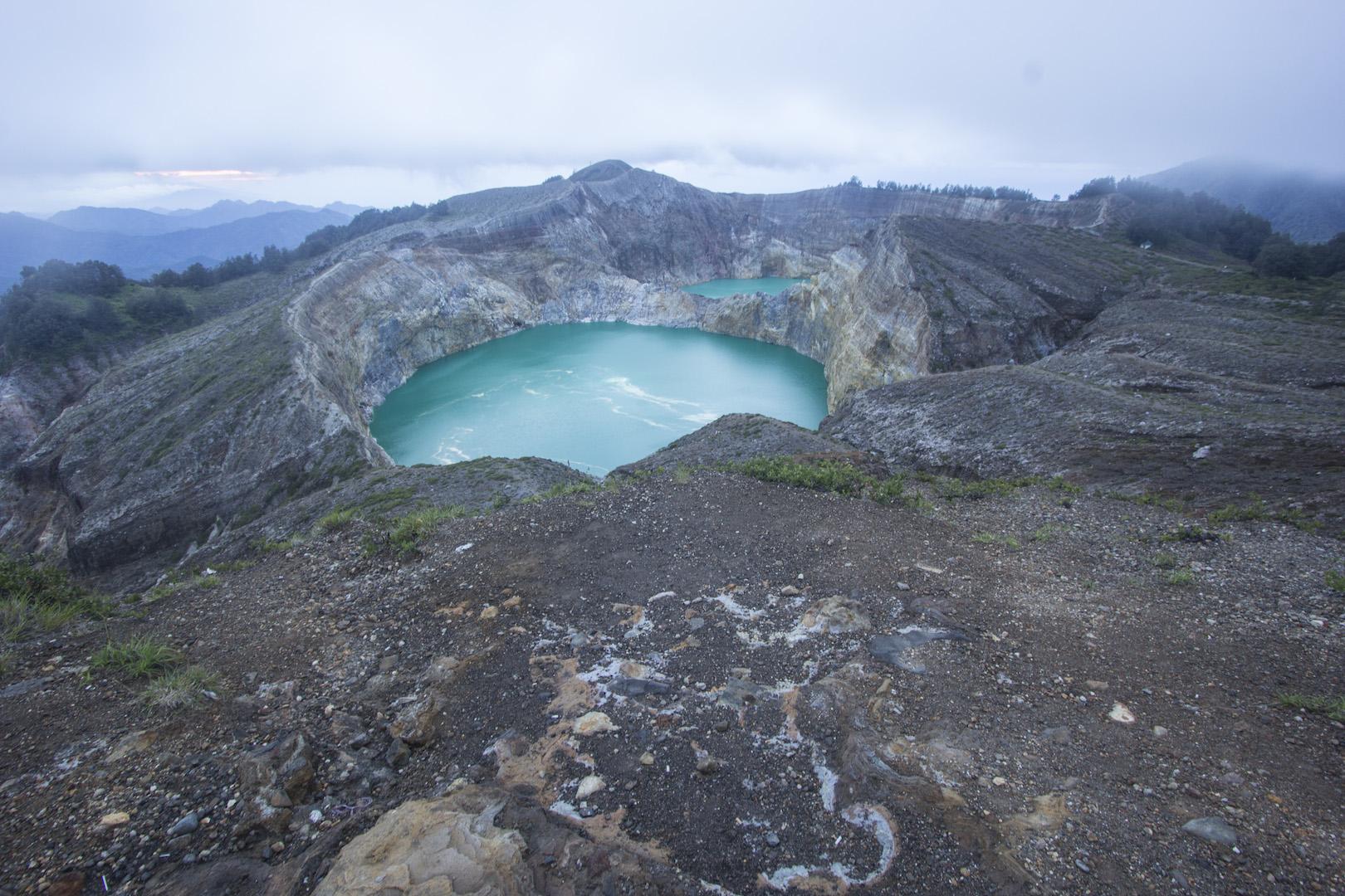 Kelimutu Krater Seen