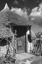Keltische Hütte