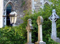 Keltische Kreuze