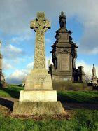 Keltisches Grabkreuz