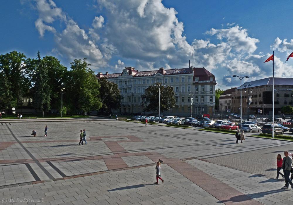 Kempinski Hotel in Vilnius