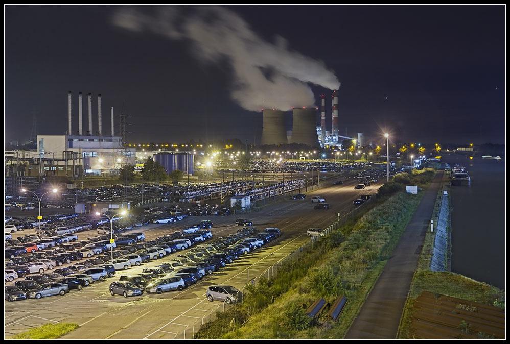 Kempische Industrielandschaft