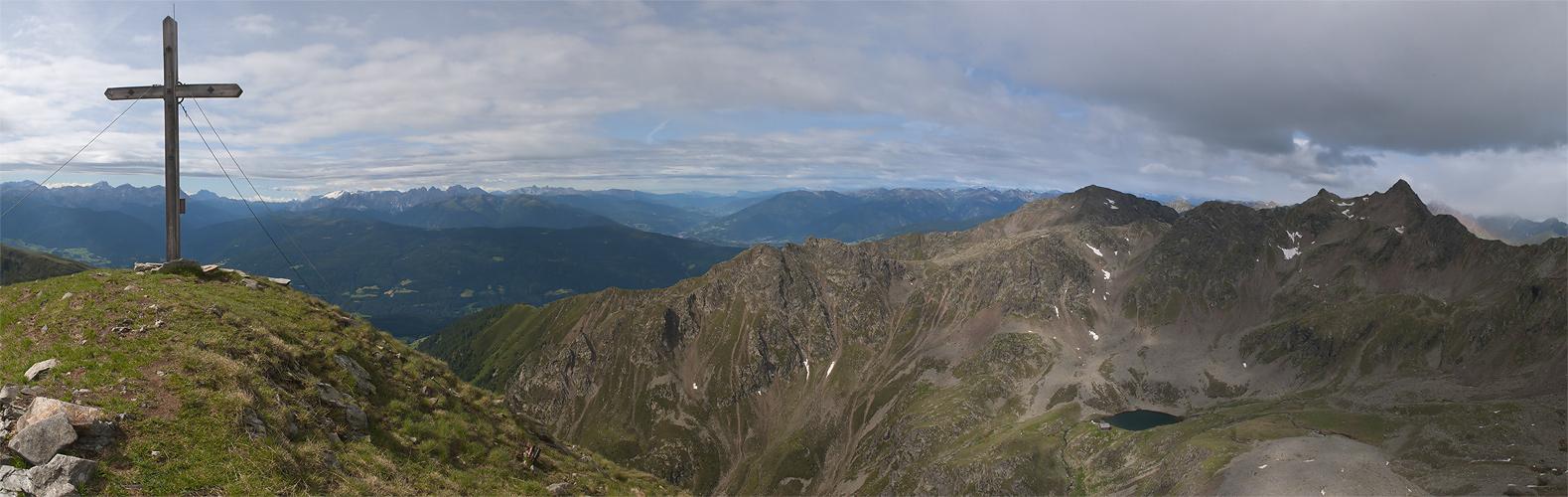 ... Kempspitze - Pfunderer Berge - Südtirol ...