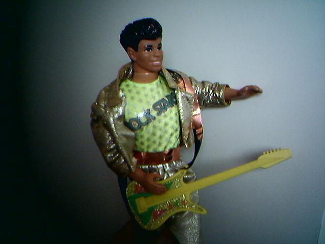 Ken rockstar