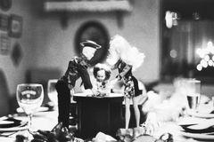 Ken u. Barbie feiern Silvester