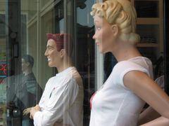 Ken und Barbie