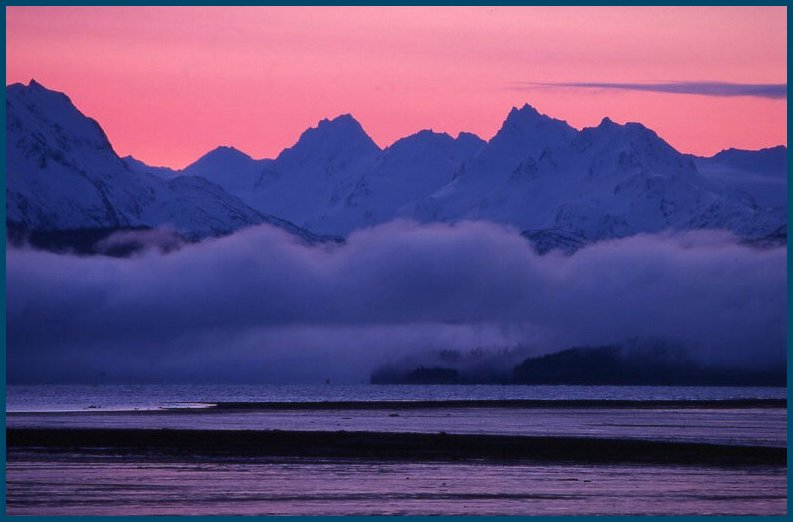 Kenai Mountains/ Alaska