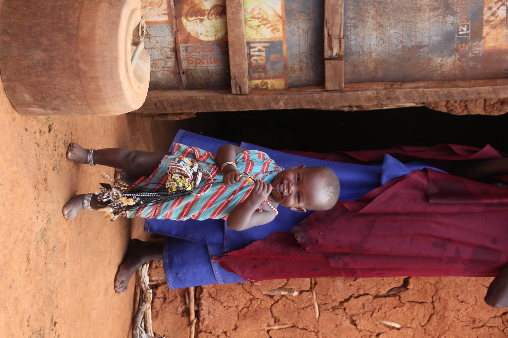 Kenia - kleiner Verkäufer