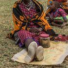 Kenia - Masai Mara - Massai - Massaifrauen