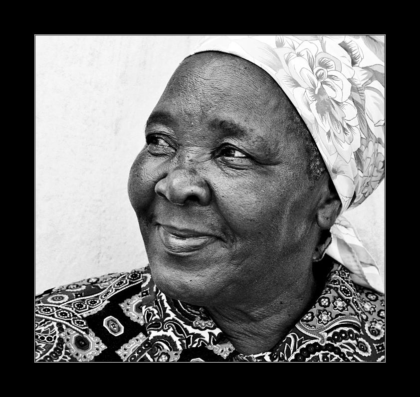 Kenianische Madam