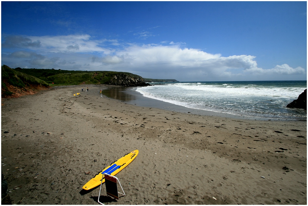 Kennack Sands Cornwall...