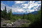 Kennicot Glacier Trail